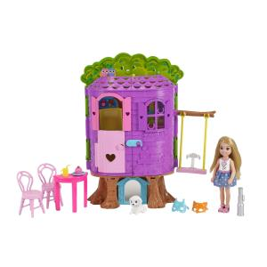 barbie-doll-house-with-accessories